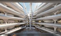 Sberbank Technopark od Zaha Hadid Architects