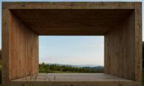 Pozorovatelna Durch navržená architektem Zdeňkem Fránkem
