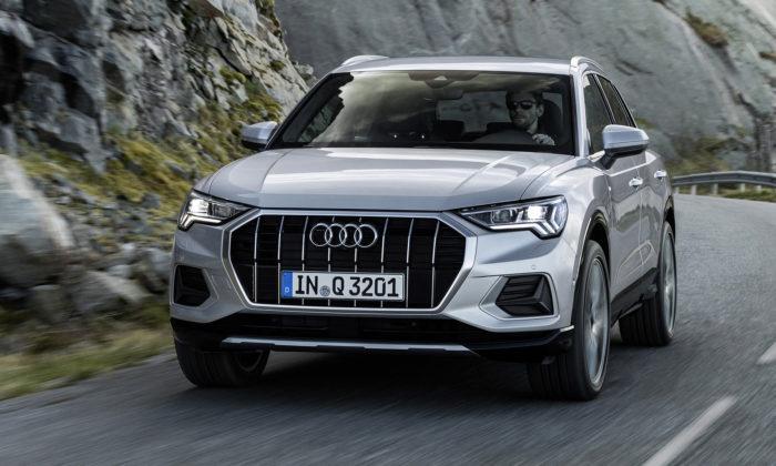 Audi Q3 dostalo poletech nový asportovnější design druhé generace
