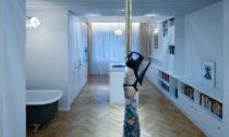 Tančící byt na Letné od CollColl