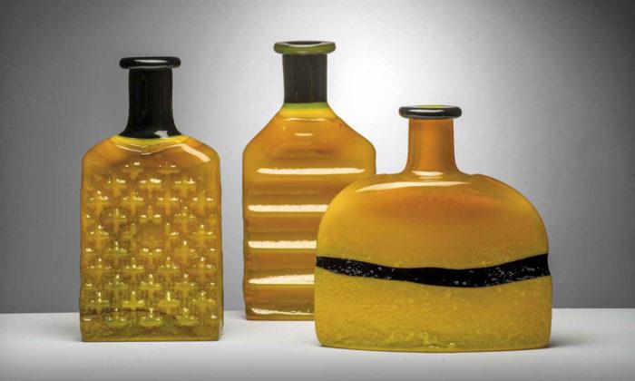 DOX vystavuje skleněné kulturní zlato zDolního Slezska