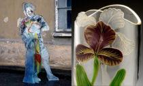 Gabriel Urbánek a ukázka z výstavy Glass in Photography