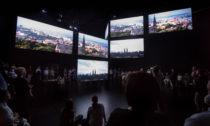 Putovní audiovizuální instalace Má vlast – zblízka anahlas