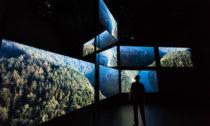 Putovní audiovizuální instalace Má vlast – zblízka a nahlas