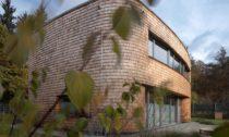 Rodinný dům vDobříši odMimosa architekti