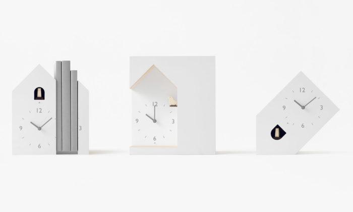 Nendo navrhli pro Lemnos trojici moderních kukaček