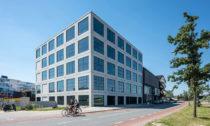 Multifunkční objekt Salt v Amsterdamu od MVRDV