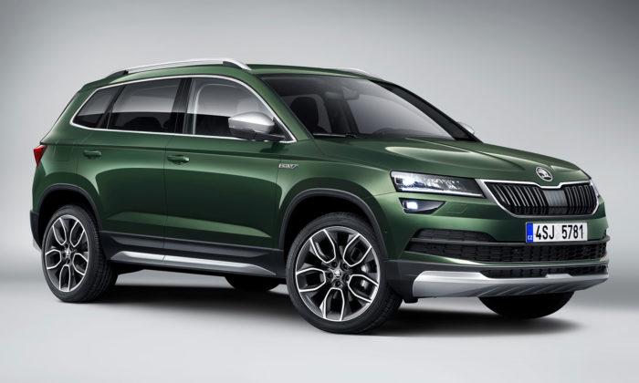 Škoda Auto ukázala robustnější Karoq Scout ozdobený offroadovými prvky