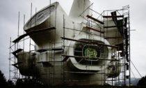 Ukázka z výstavy Toward a Concrete Utopia: Architecture in Yugoslavia, 1948–1980