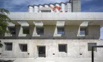 Administrativní budova společnosti Valnetis veStrančicích