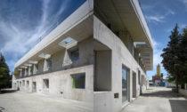 Administrativní budova společnosti Valnetis ve Strančicích