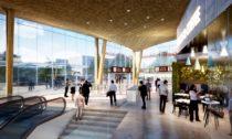 Vestibul metra Praha: SUD Architectes