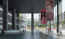 Vestibul metra Praha: Ehl & Koumar Architekti