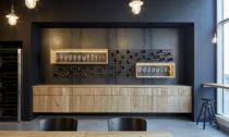 Wine Glass Shop Riedel vPraze odatliéru Mar.s Architects