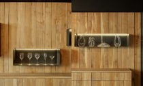 Wine Glass Shop Riedel v Praze od atliéru Mar.s Architects