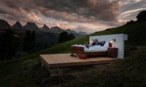 Zero Real Estate Hotel ve švýcarském Toggenburgu