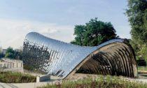 Reflexní pavilon Nawa pro Vratislav od Oskara Ziety