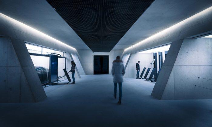 Na vrcholku rakouské hory vyrostlo muzeum 007 Elements věnované agentu Bondovi