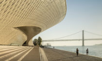 Museum of Art, Architecture and Technology neboli MAAT od architektky Amandy Levete