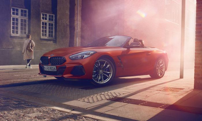 BMW omladilo roadster Z4 adalo mu sportovnější adravější design