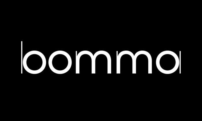 Česká sklárna BOMMA má nové logo avizuální identitu odstudia Najbrt