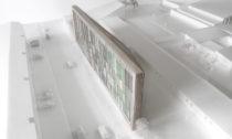 Knihovna Tingbjerg v Dánsku od ateliéru Cobe