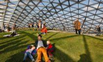 Zaryadye Park v Moskvě od Diller Scofidio + Renfro