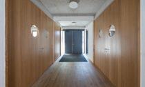 Hospoda se sálem v Máslovicích od ateliéru Bod Architekti