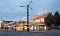 Amos Rex v Helsinkách od ateliéru JKMM