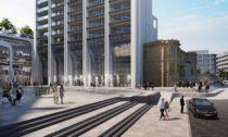 Mercury Tower od Zaha Hadid Architects