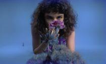 Valentýna Janů a ukázka za výstavy Is Your Blue the Same As Mine?