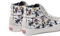 Limitovaná kolekce Mickey Mouse od Vans
