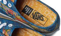 Kolekce bot Vans x Vincent Van Gogh