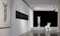 Ukázka z výstavy Oděná světlem sklářské výtvarnice Karen LaMonte