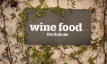Nové logo a vizuální identita Wine Food Market od studia Najbrt