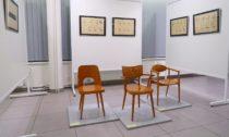 Ukázka z výstavy Anonymní ohýbaný nábytek