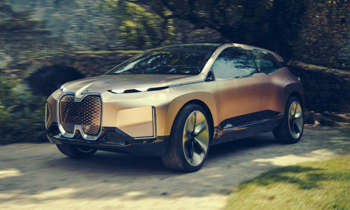 BMW Vision iNEXT ukazuje budoucnost designu značky imodel pro rok 2021