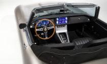 Jaguar E-Type Series 1.5 s elektrickým pohonem