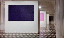 Jiří Matějů a ukázka z výstavy Invisible Presence