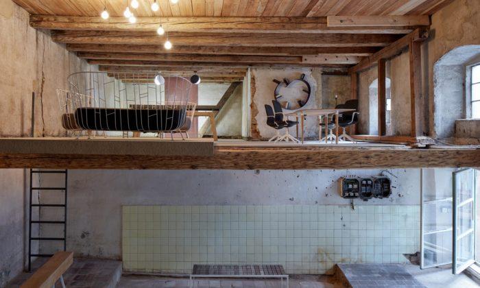Bývalý brněnský lihovar seproměnil vsurové multifunkční centrum The Distillery