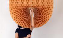 Natchar Sawatdichai ajejí kolekce papírových žaluzií Paper Blinds