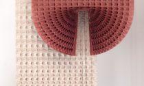 Natchar Sawatdichai a její kolekce papírových žaluzií Paper Blinds