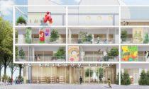 Škola Smíchov City: Office Ou & Inostudio