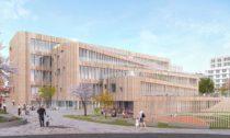 Škola Smíchov City: ESC Architects