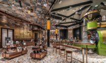 Starbucks Reserve Roastery v Miláně