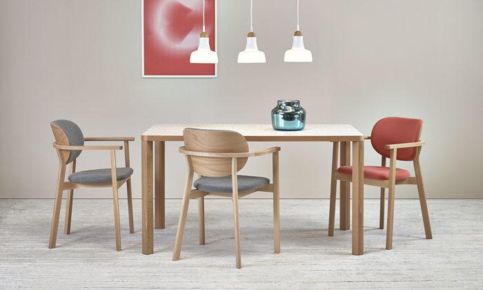 René Šulc navrhl pro Ton kolekci nábytku Santiago 02 určenou seniorům