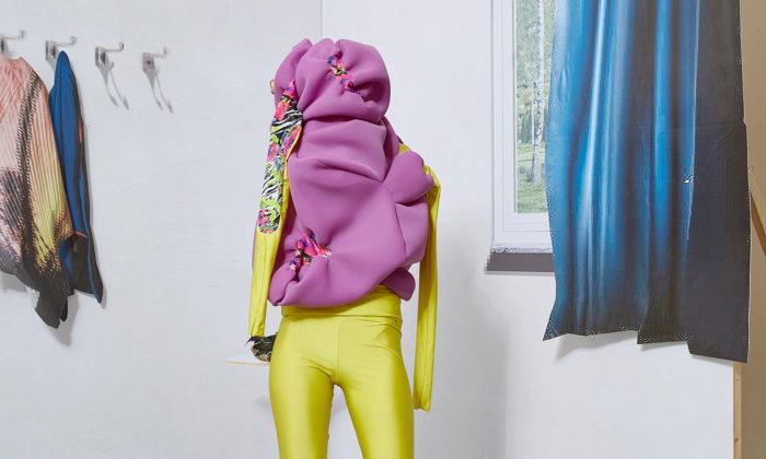 Čeští studenti módní tvorby zUMPRUM vystavují narakouském Ars Electronica