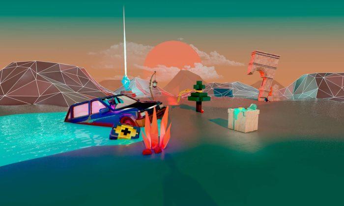 Londýn uspořádal velkou výstavu designu nejvýznamnějších videoher odroku 2000