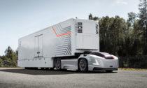Volvo Trucks a koncept Vera