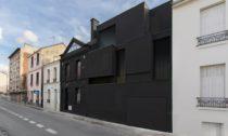 Rodinný dům 3Box92 vBoulogne Billancourt